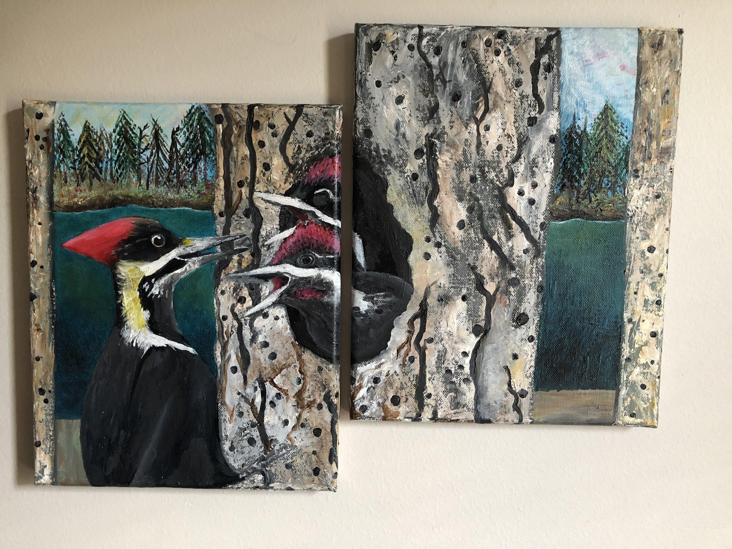 The Woodpecker -