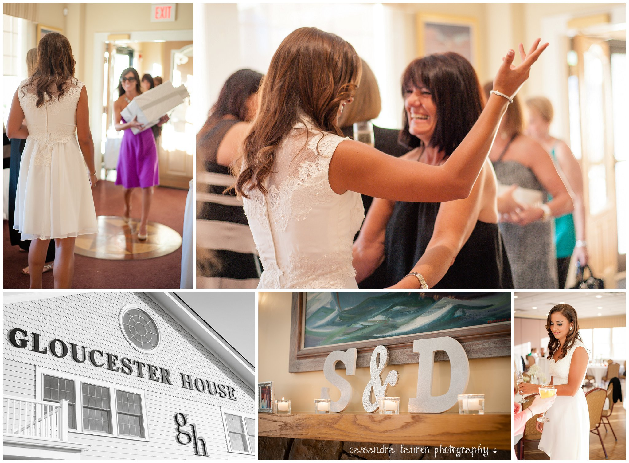 Gloucester House bridal shower pictures