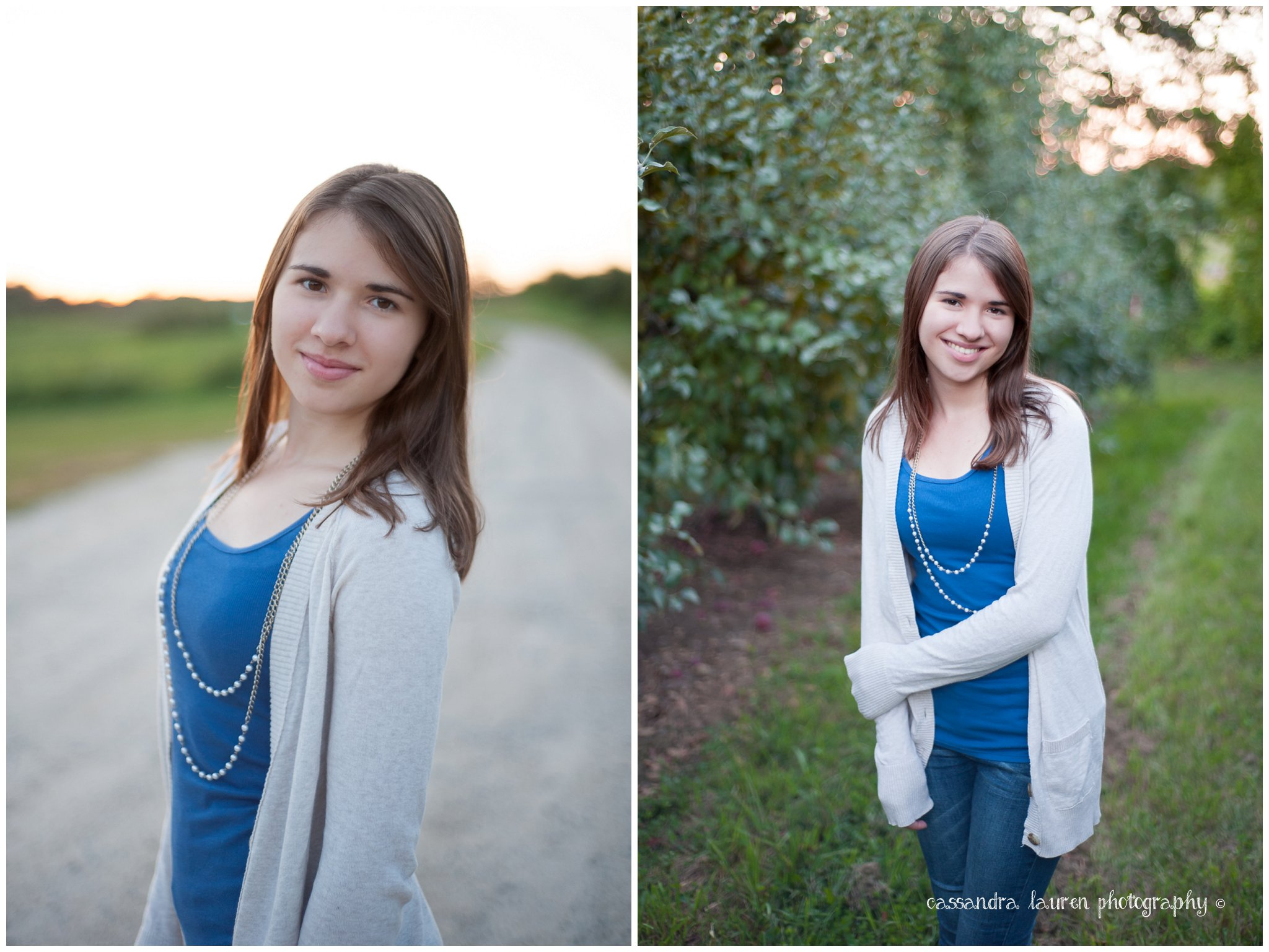 High School Senior Pictures in Apple Orchard Northshore MA photographer