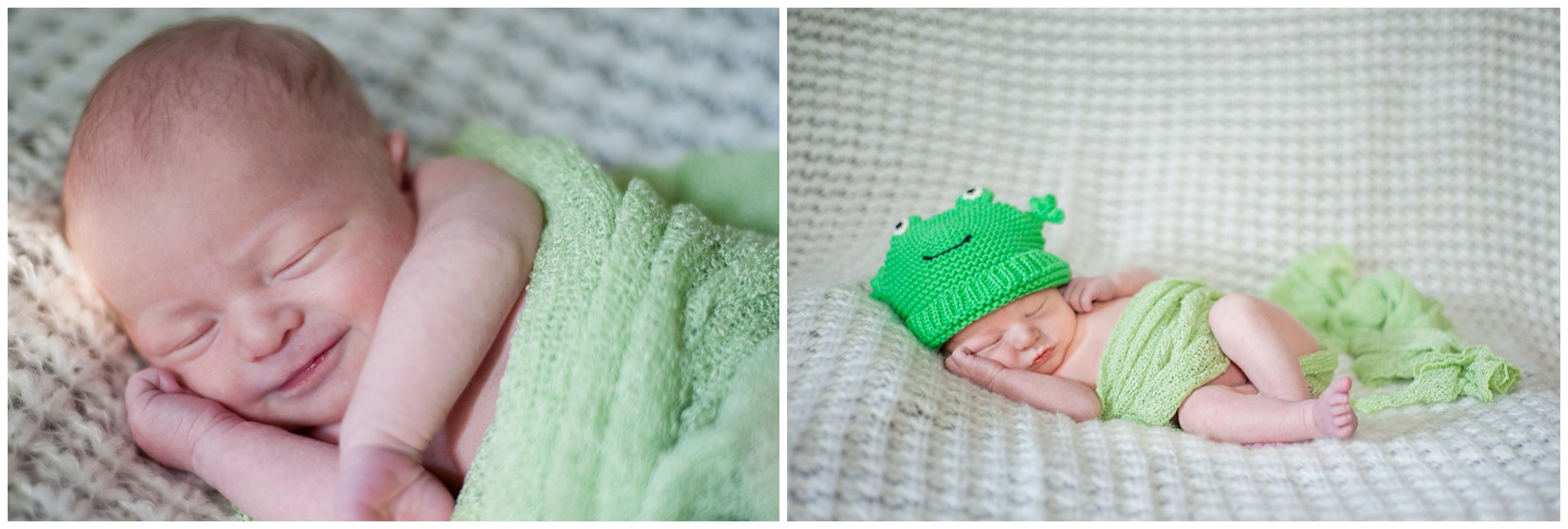 Saugus MA newborn baby portrait photographer