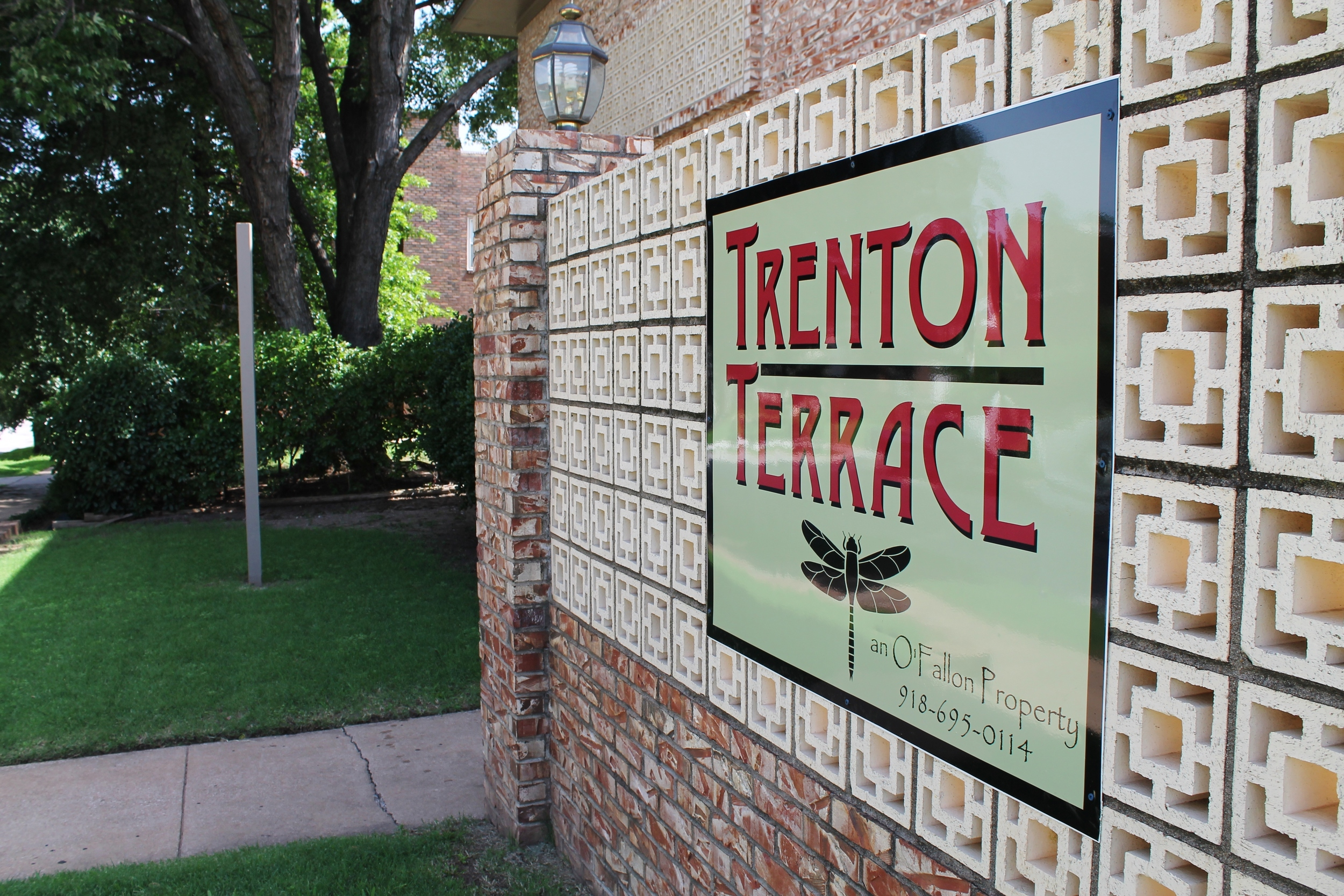 Trenton Terrace Apartments in Midtown Tulsa