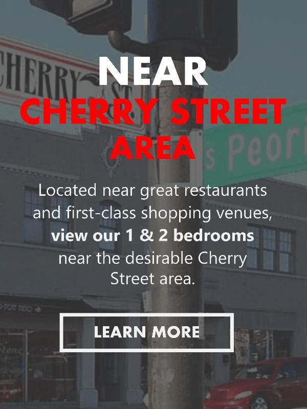 Cherry Street Tulsa Area Apartment Rentals