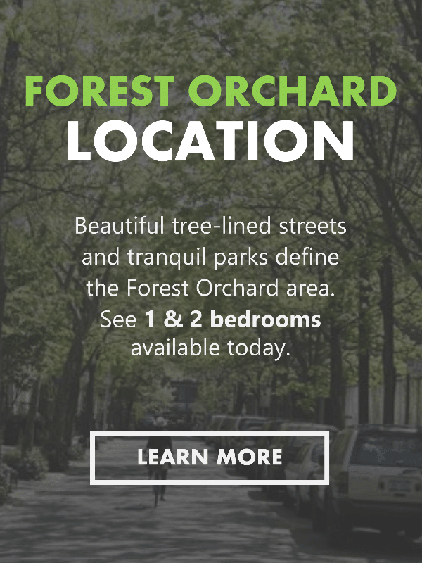O'Fallon Properties Apartments in the Tulsa Forest Orchard Area