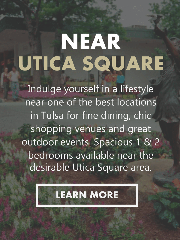O'Fallon Properties Apartments in Tulsa Near the Utica Square Area