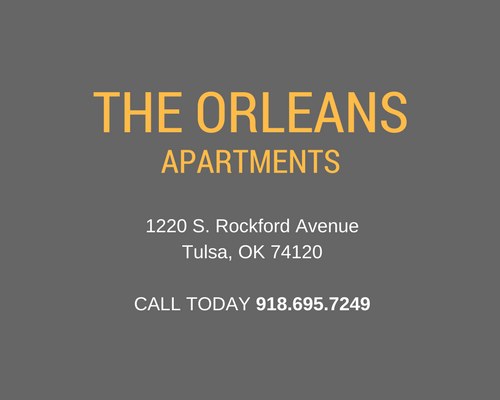 The Orleans Apartments in Midtown Tulsa