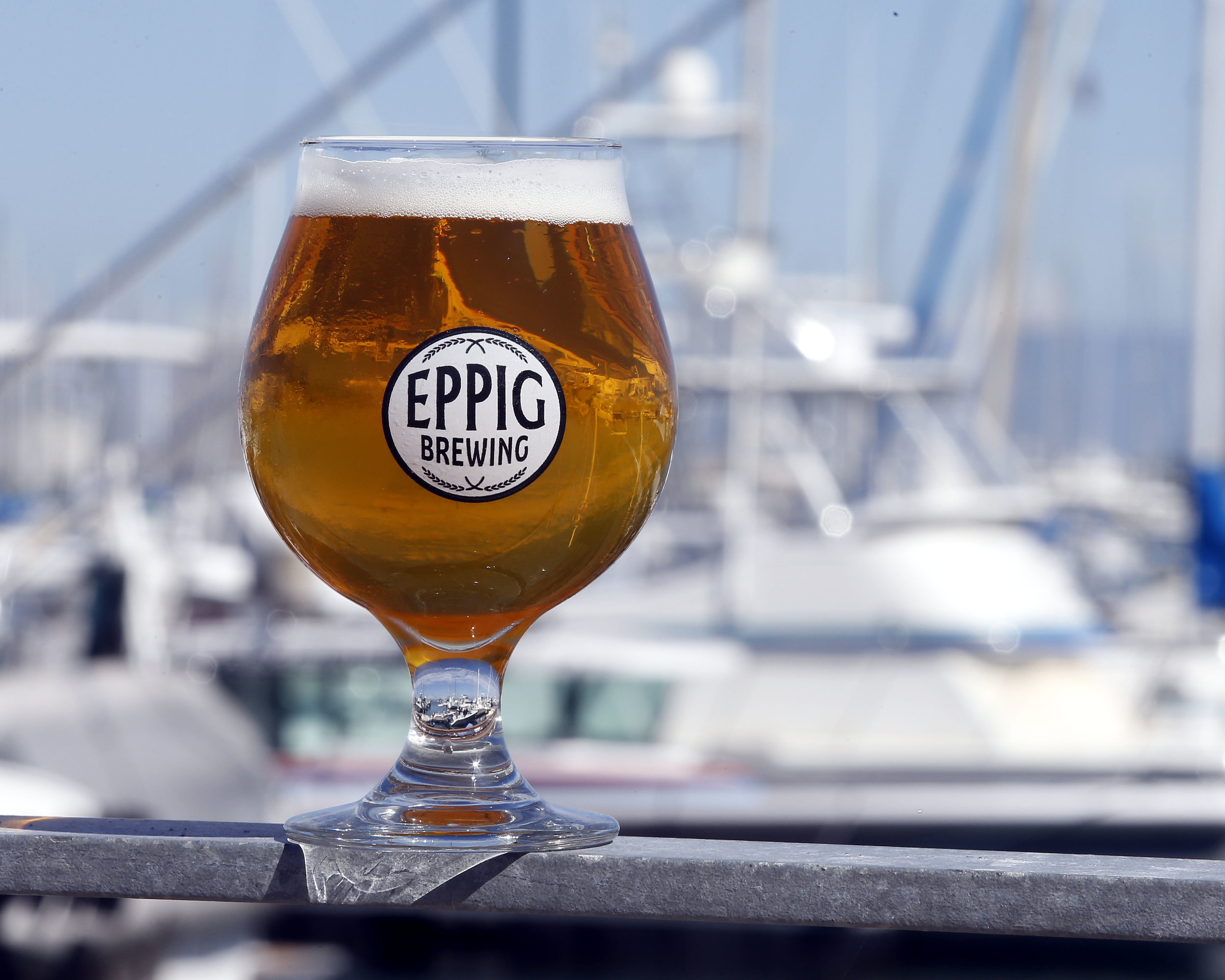 HARBOR CRUISE  IPA    ABV 6.3%  Ripe tropical fruit up front blended with green melon and exotic lime notes prevail. Laid back, easy drinking, like a leisurely cruise around the harbor.