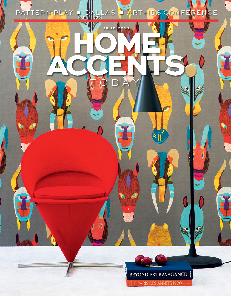 June 2018, Home Accents Today