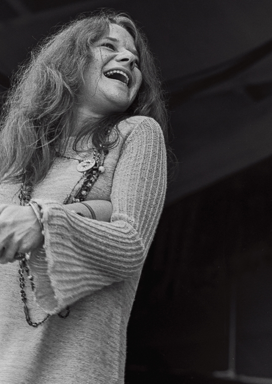 Janis's debut at Monterey Pops started her wild ride.