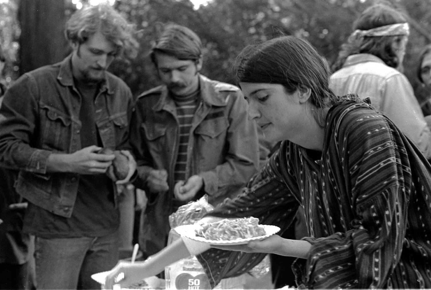 Picnics provided a time and place for sailors to enter the civilian world for awhile, get better acquainted, build trust, and plan. These get-togethers were put together by the civilian supporters of the SOS movement.