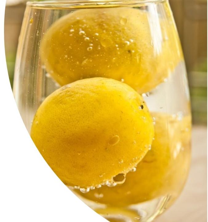lemon water benefits everything