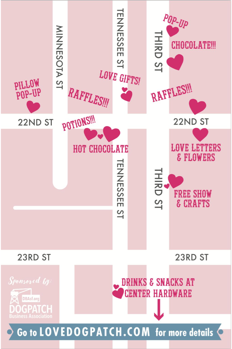 SF Beer Week 2018 Valentines Saturday Event