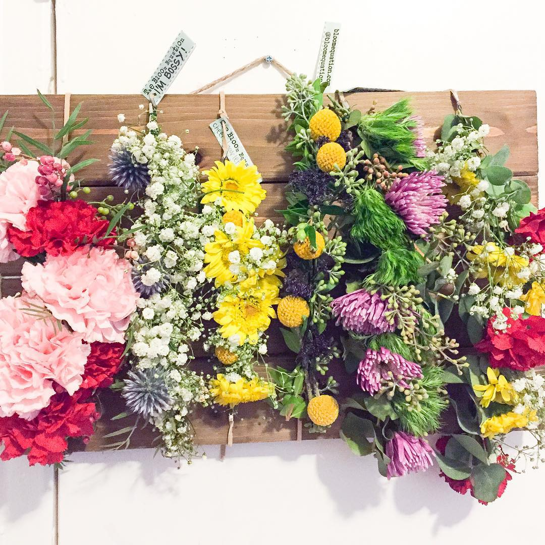 Once you know the flowers that will last, you can create a wide variety of long-lasting, beautiful crowns that hold special meanings according to the language of flowers.