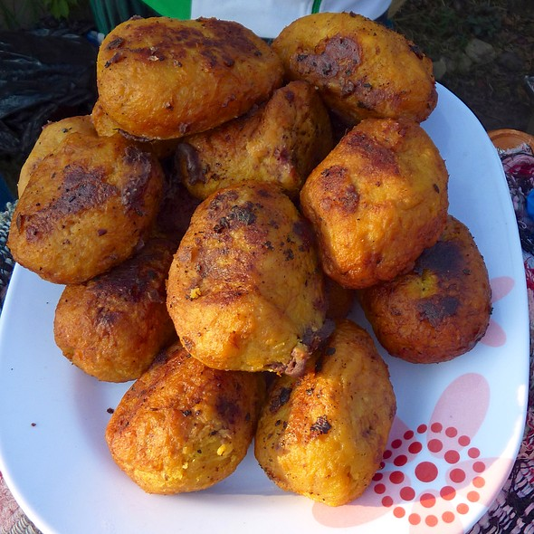 Street Food in Antigua