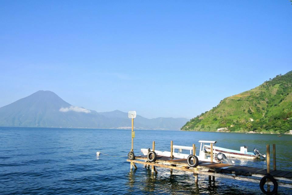Boat Dock at Casa del Mundo