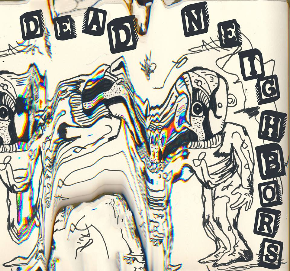 Dead Neighbors  cover art, by Austin Lonsway