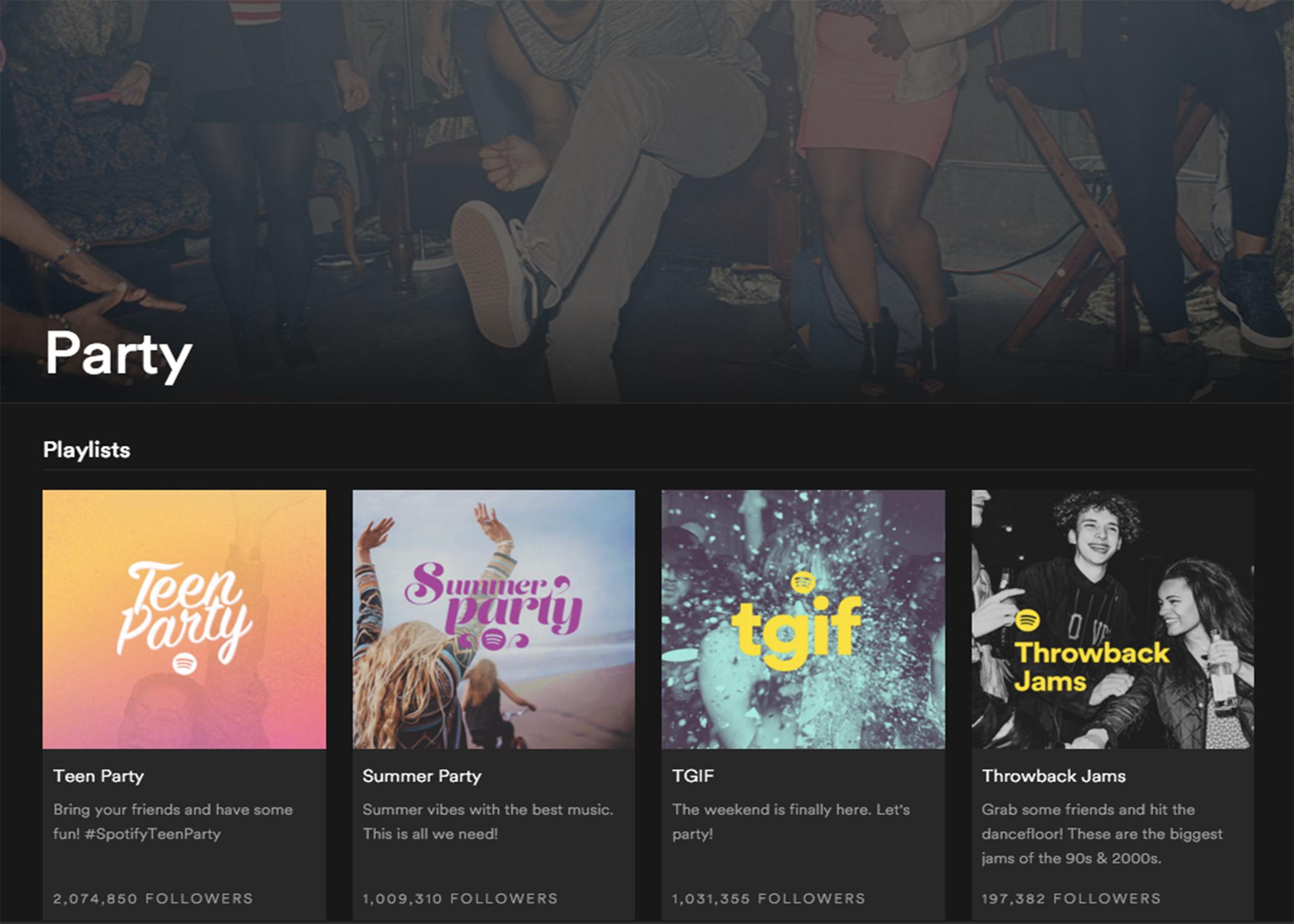 Image: Spotify