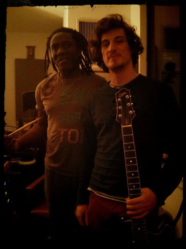 Duo with Richard Bona Brooklyn NYC 2014