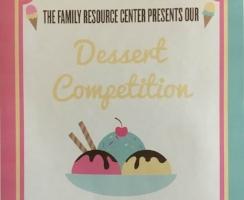2017 Dessert Contest