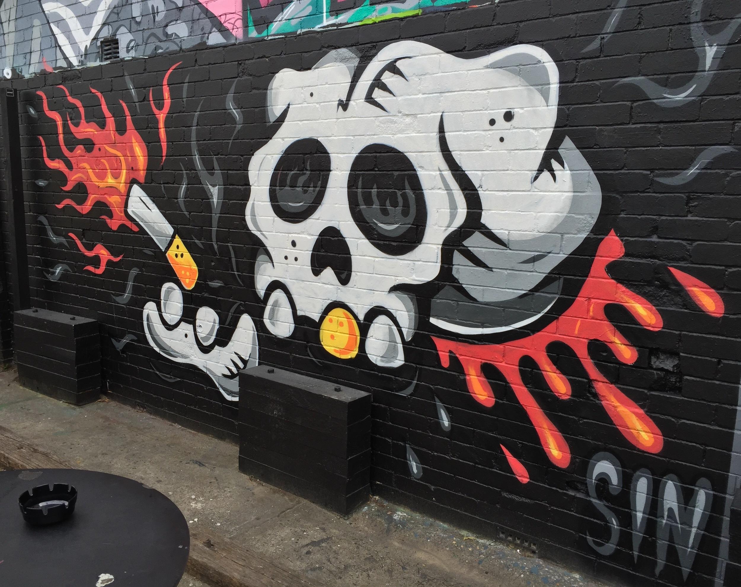 The Vic - Skull Wall.jpg