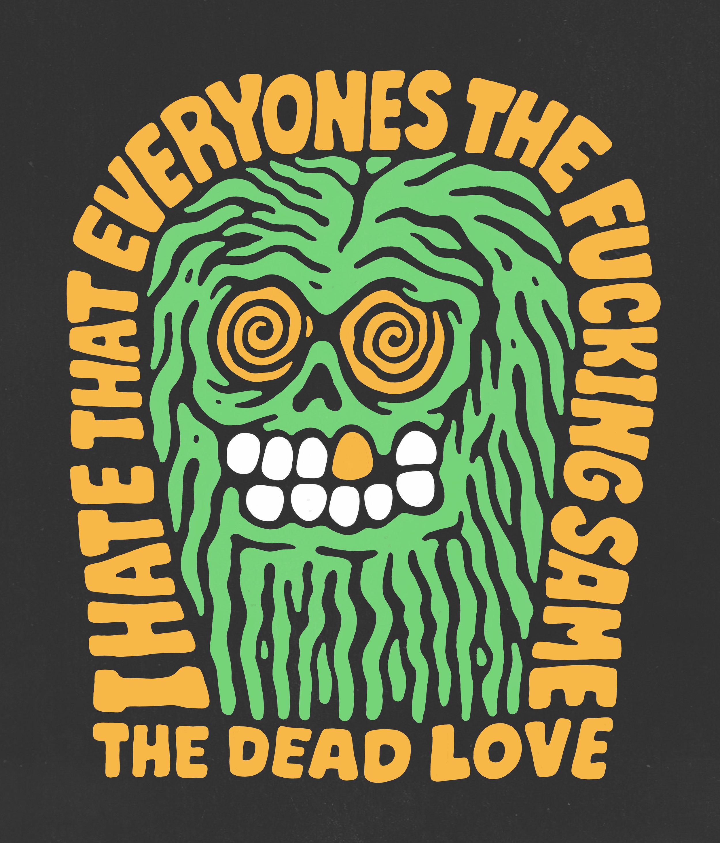 THE DEAD LOVE - HATE EVERYONE [BACK WEB].jpg