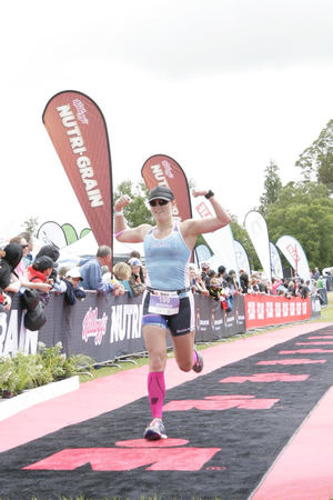 ANDREA PEMBER     Name:  Andrea Pember  Age group:  25-29  Race or program you qualified through:  Ironman 70.3 Taupo  Have you been to any triathlon world champs before (any distance)?     If so, which ones/years?    Ironman 70.3 Zell Am See Australia 2015!    What are you most looking forwards to about the race and over course of the weekend?    Crossing the finish line and spending the weekend with BTC friends / family.    What has been your strategy to survive training through Australian winter?    Thinking about how much worse it could be training through Canadian winter and a good coffee after long rides.    What have been the key focus points in your training and preparation for the world champs?    Getting out for those key swim, bike, run sessions with a positive attitude and just trying my best.    Have you heard about the infamous hill on the bike course with rumours of up to a 30% gradient? What is your strategy to make it up in one piece?    Yes... I've changed my cassette to make it easier to climb and I've been riding up Awaba street once a week... this plus a mantra of 'shut up legs' will hopefully get me through!    Do you have any goals for the race?    I just want to have that feeling like I've raced as best I can given the conditions on the day!    Sunny Coast marks the start of the Australian triathlon season; what are your plans for the rest of the season?    I'm heading down to Victoria in December for Ballarat 70.3.    What kit will your be wearing?    TBD I have a few options in the works...    What bike will you be riding?  Cervelo P2