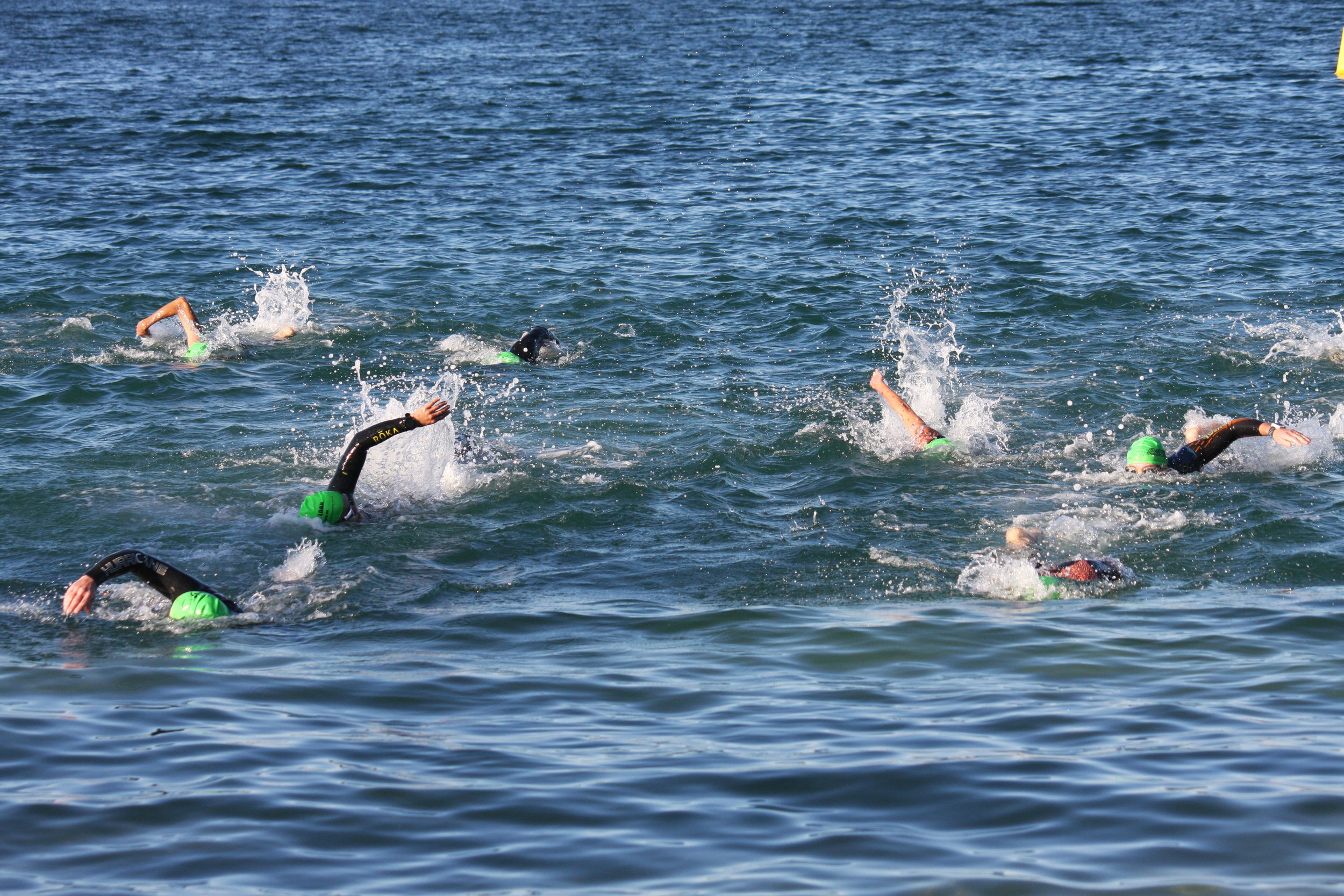 OPEN WATER SWIM CONTINUES ALL YEAR ROUND   3pm every Saturday   Find out more