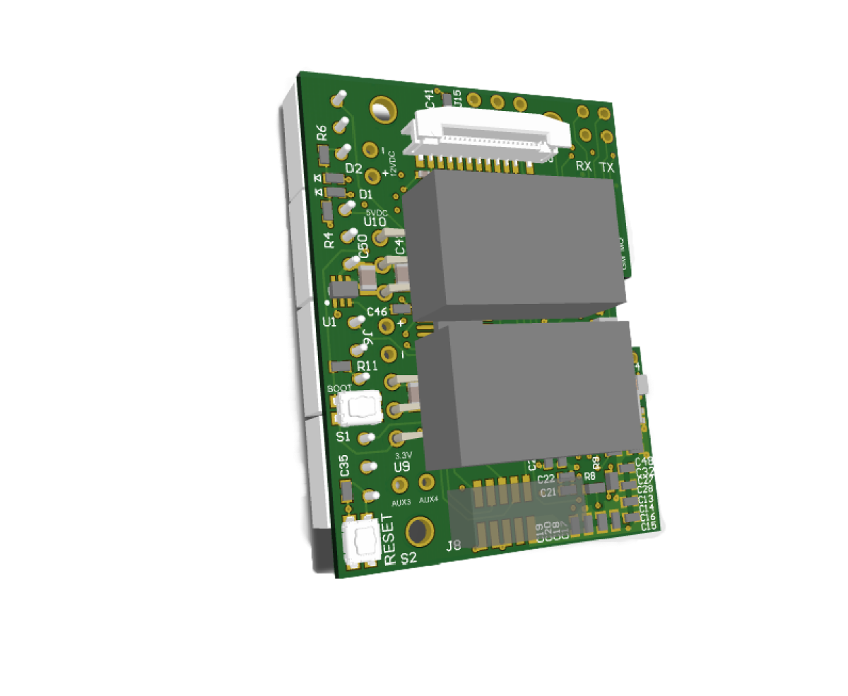 Right Hand Robotics Micro Controller Board