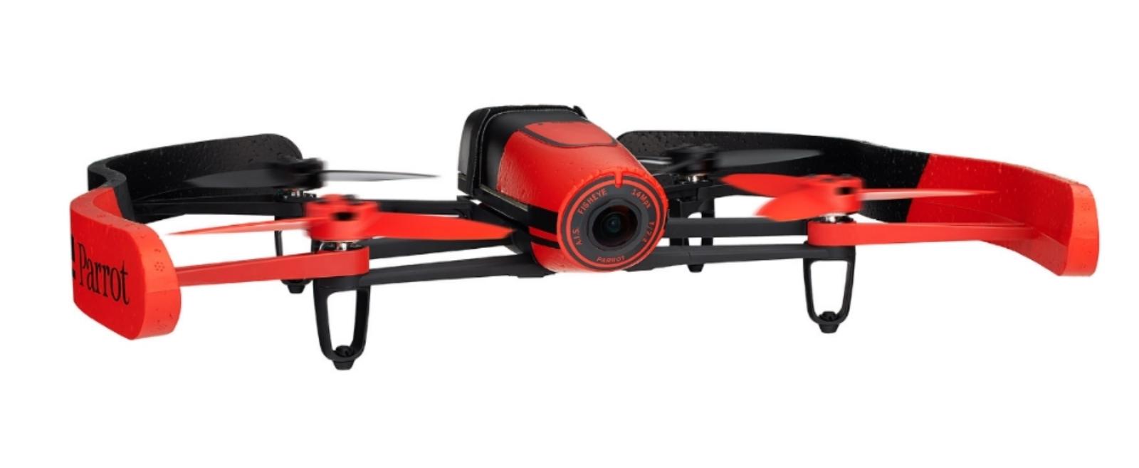 Bebop Drone Trajectory Planner