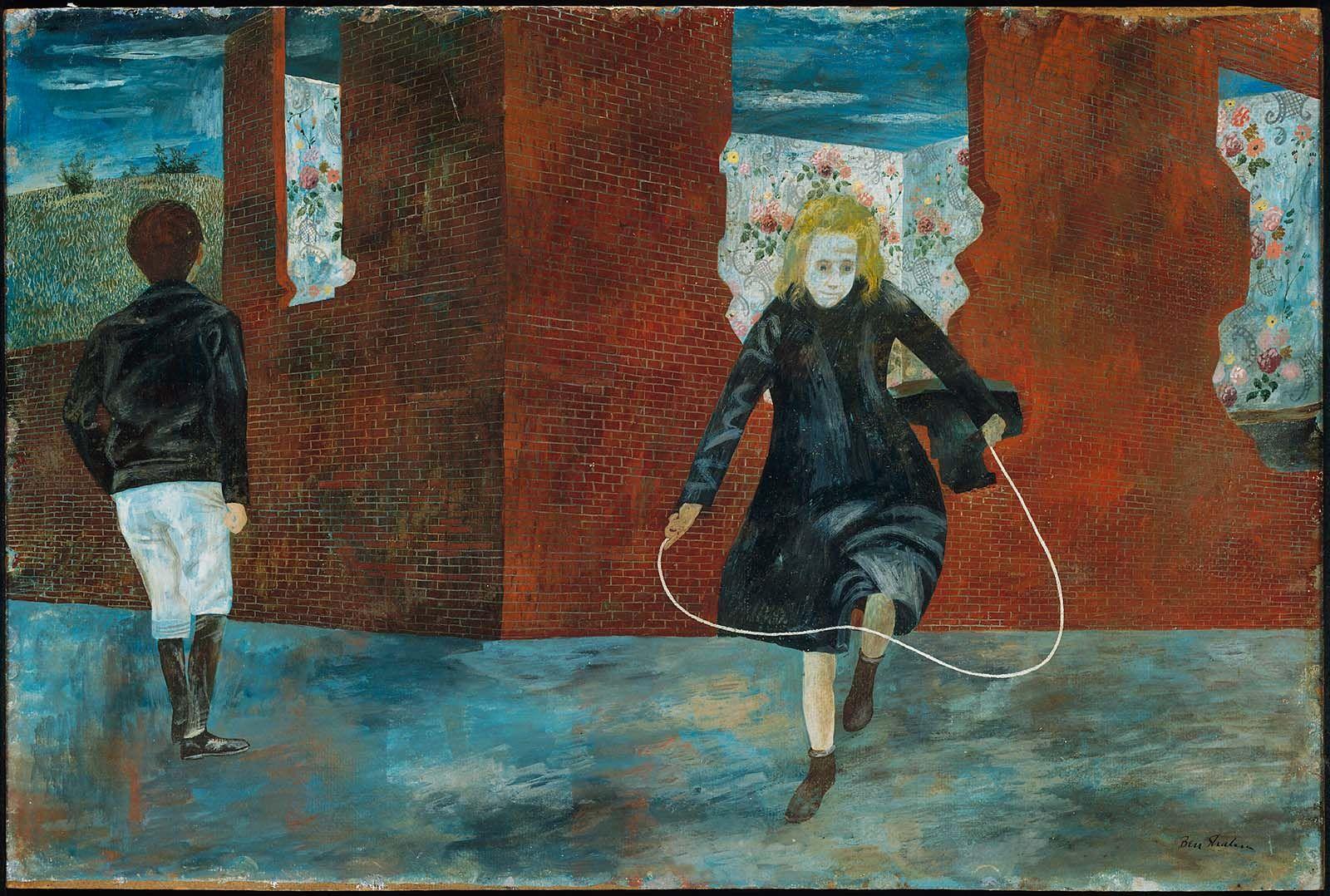 ben shahn girl skipping rope.jpg