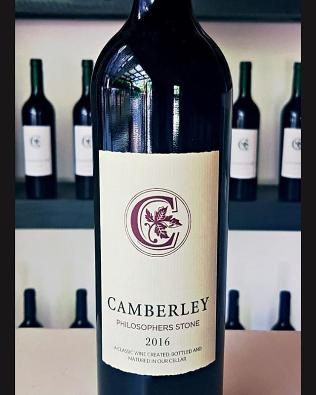 We're running a special on our 2016 Philosophers Stone for the month of October only. Get 15% off on all orders of 6 bottles or more as well as free shipping nationally. . . . #camberlwines #camberley #philosophersstone #redwine #winefarm #special #wine