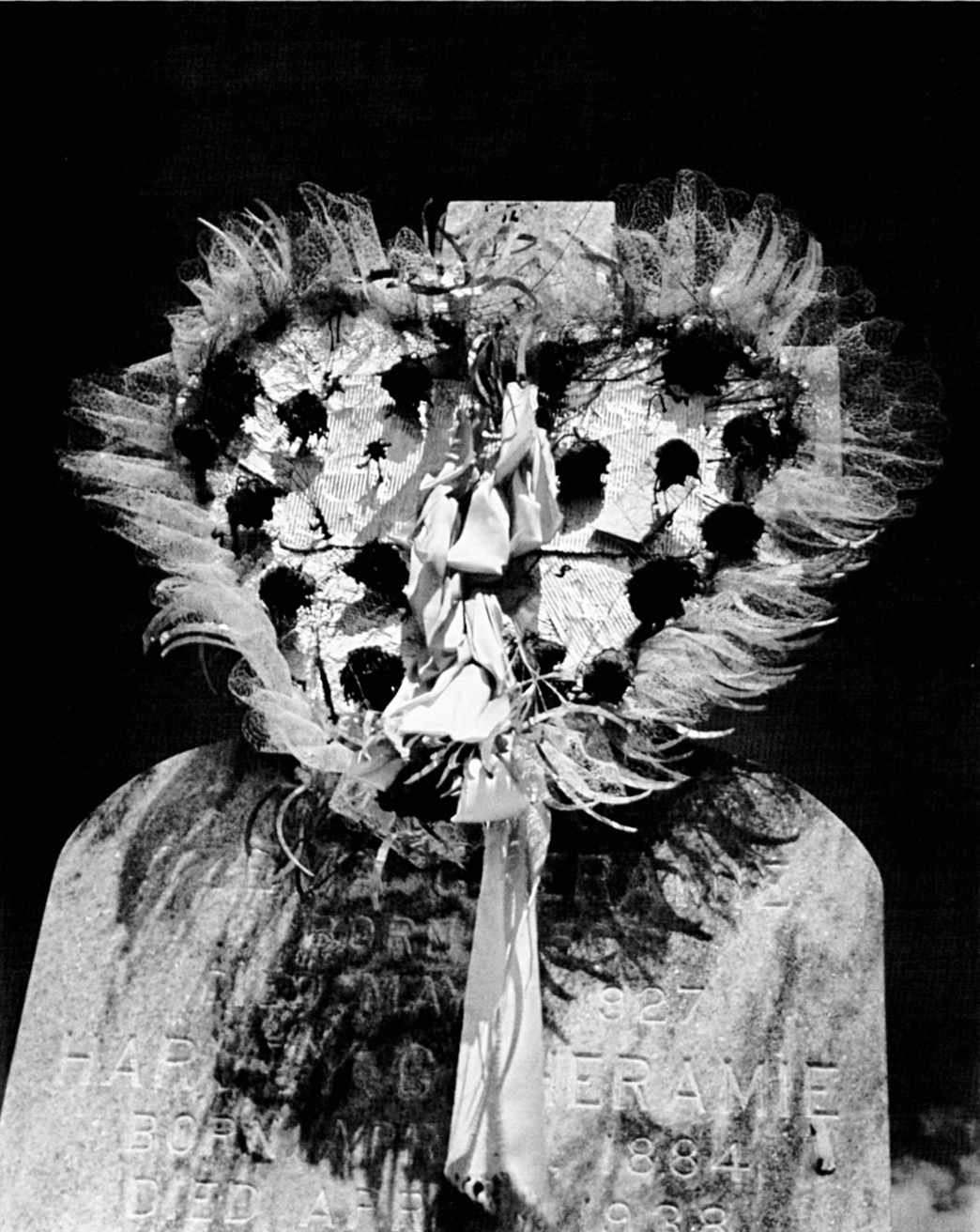 The Insect-Headed Tombstone, 1953