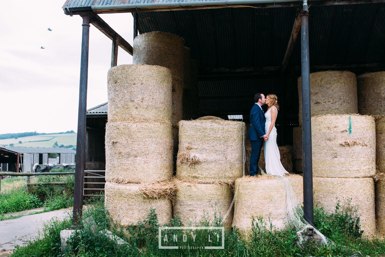 Wistanstow Village Hall Wedding Photography-187.jpg