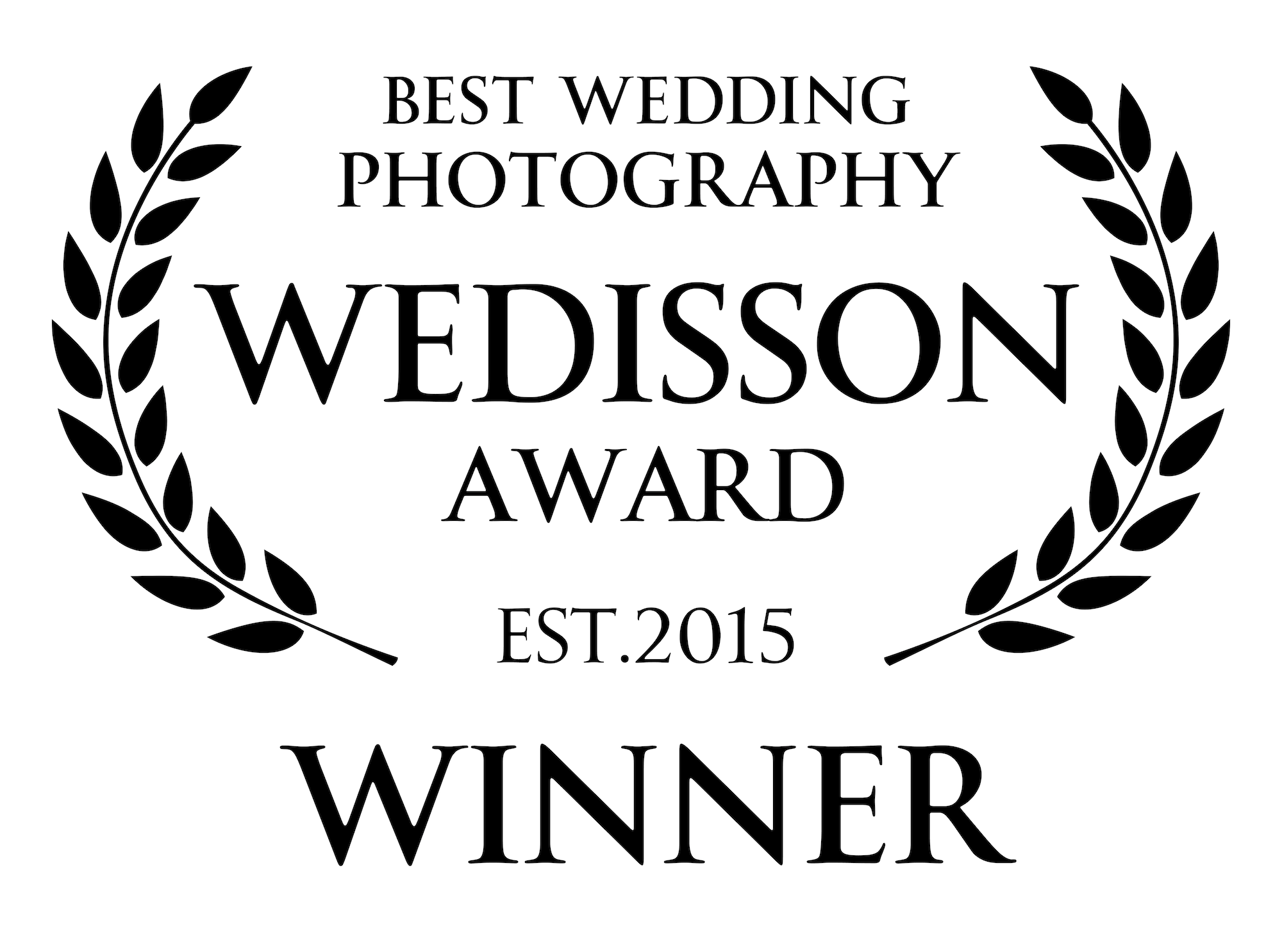 - At the beginning of January 2017 we won a 'Wedisson Best Wedding Photography Award' for our first ever submission for this image of Zoe + Michael taken at Madeley Court Hotel, Telford.Wedisson recognise the best wedding photography internationally, and it is a huge honour to be amongst so many talented photographers from around the world.