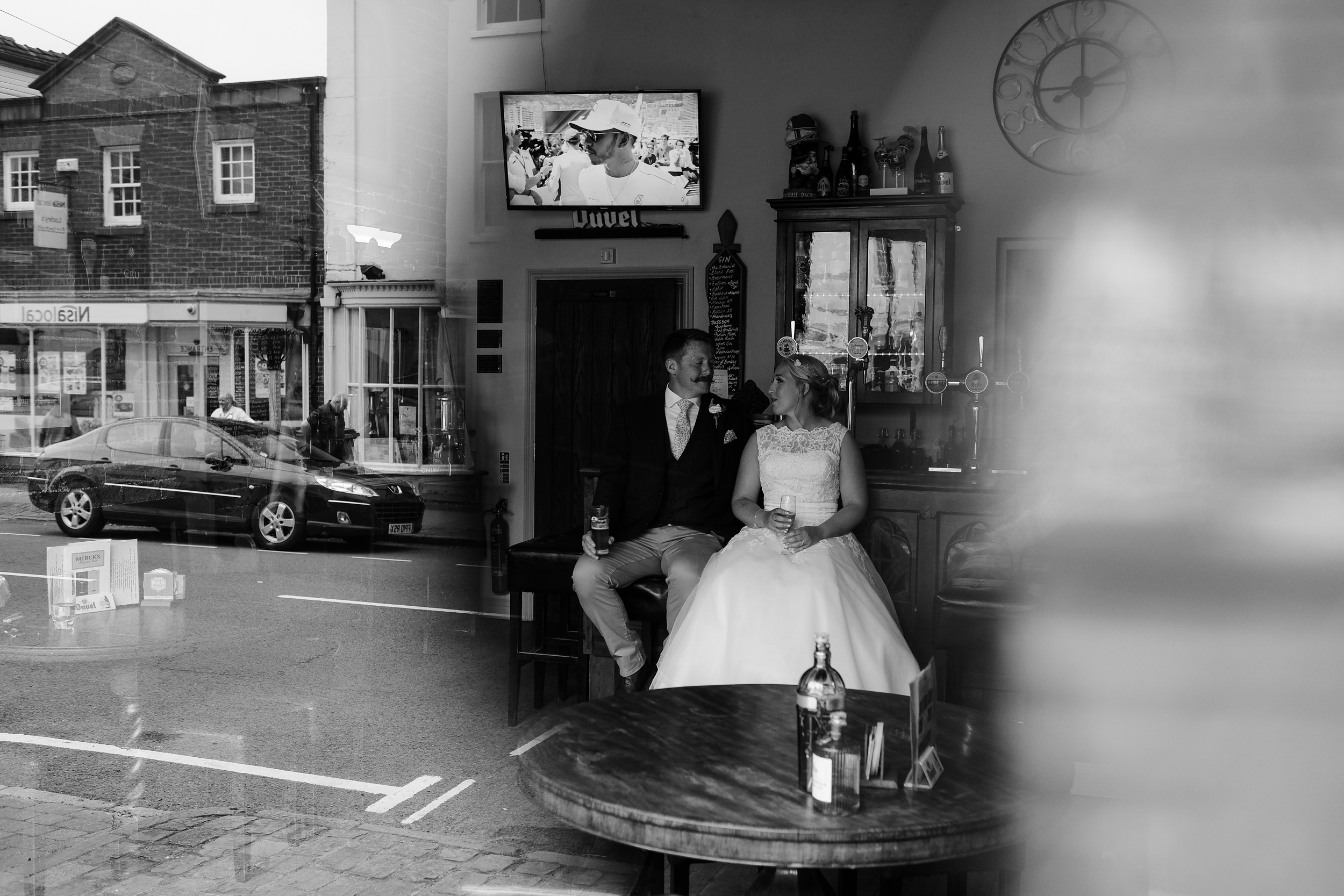 Best wedding photographer west midlands andy li photography