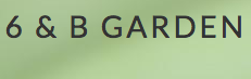 6 & B Community Garden, NYC