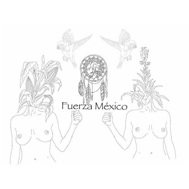 #Fuerza #México #19deseptiembre #meduelesméxico #terremoto #agustinsantoyo