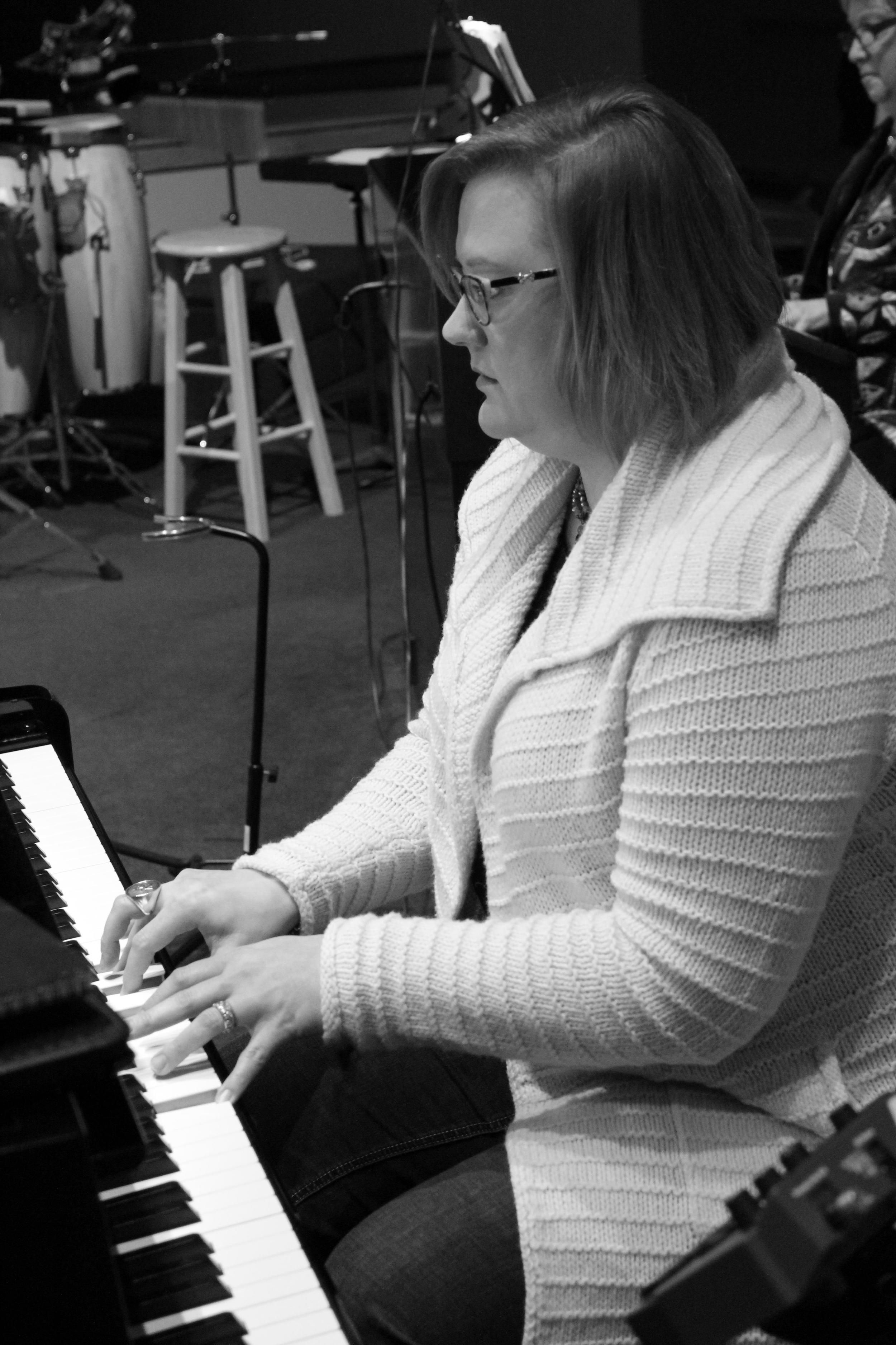 Jennifer Zysk; Piano
