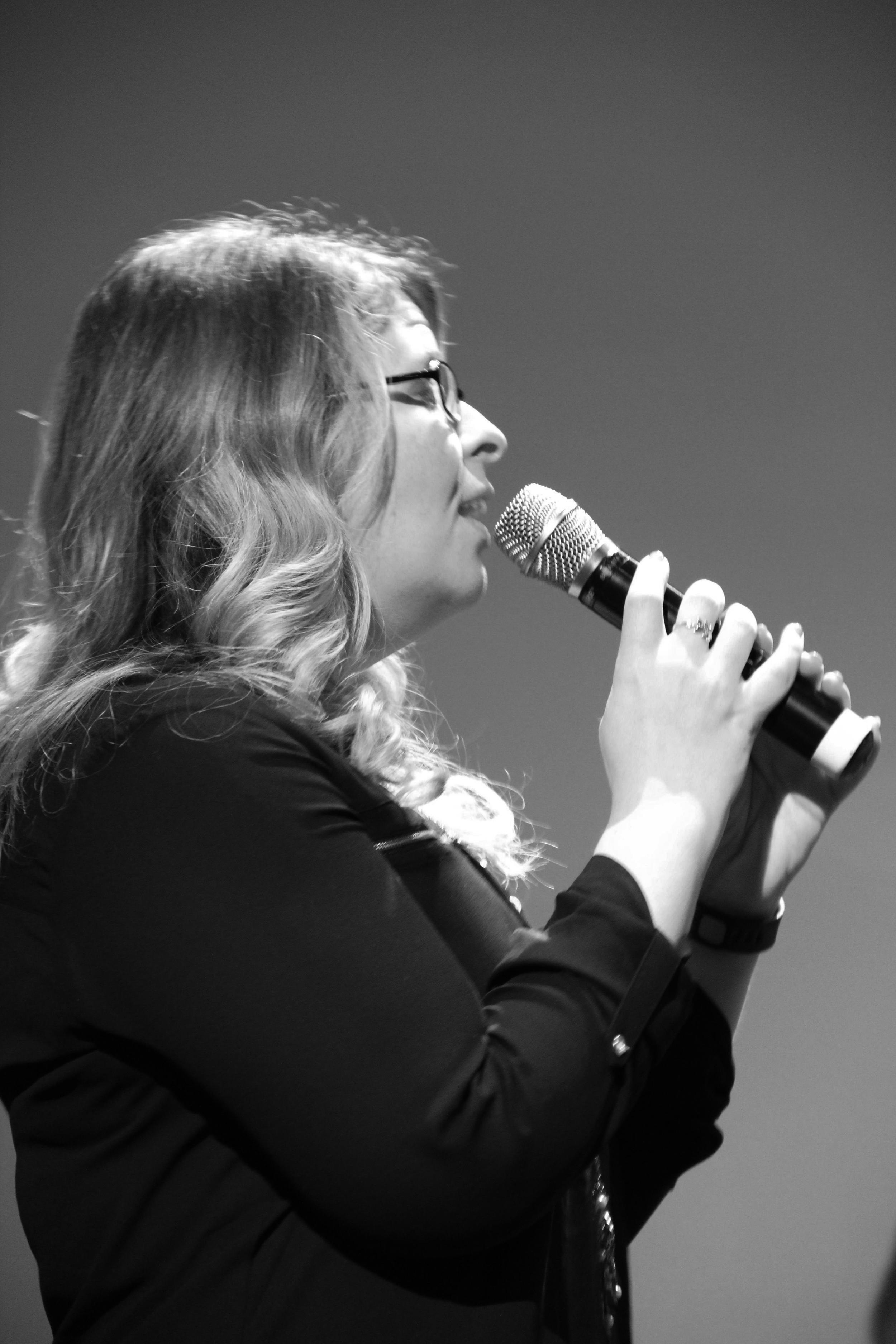 Joy Meade; Worship Vocal