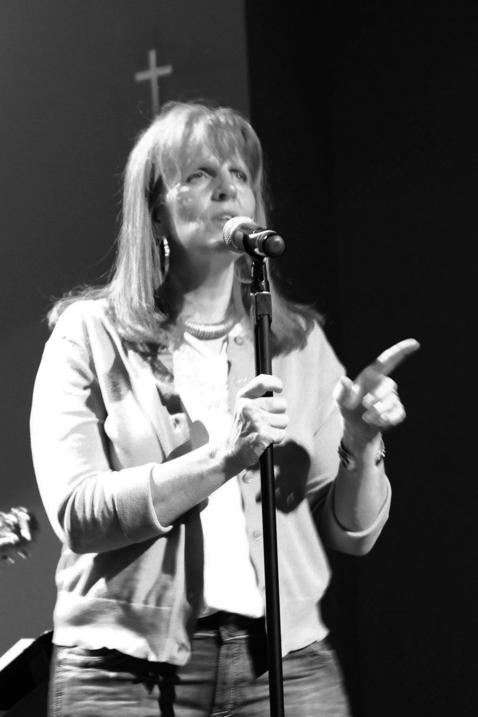 Melissa Hart; Worship Vocal