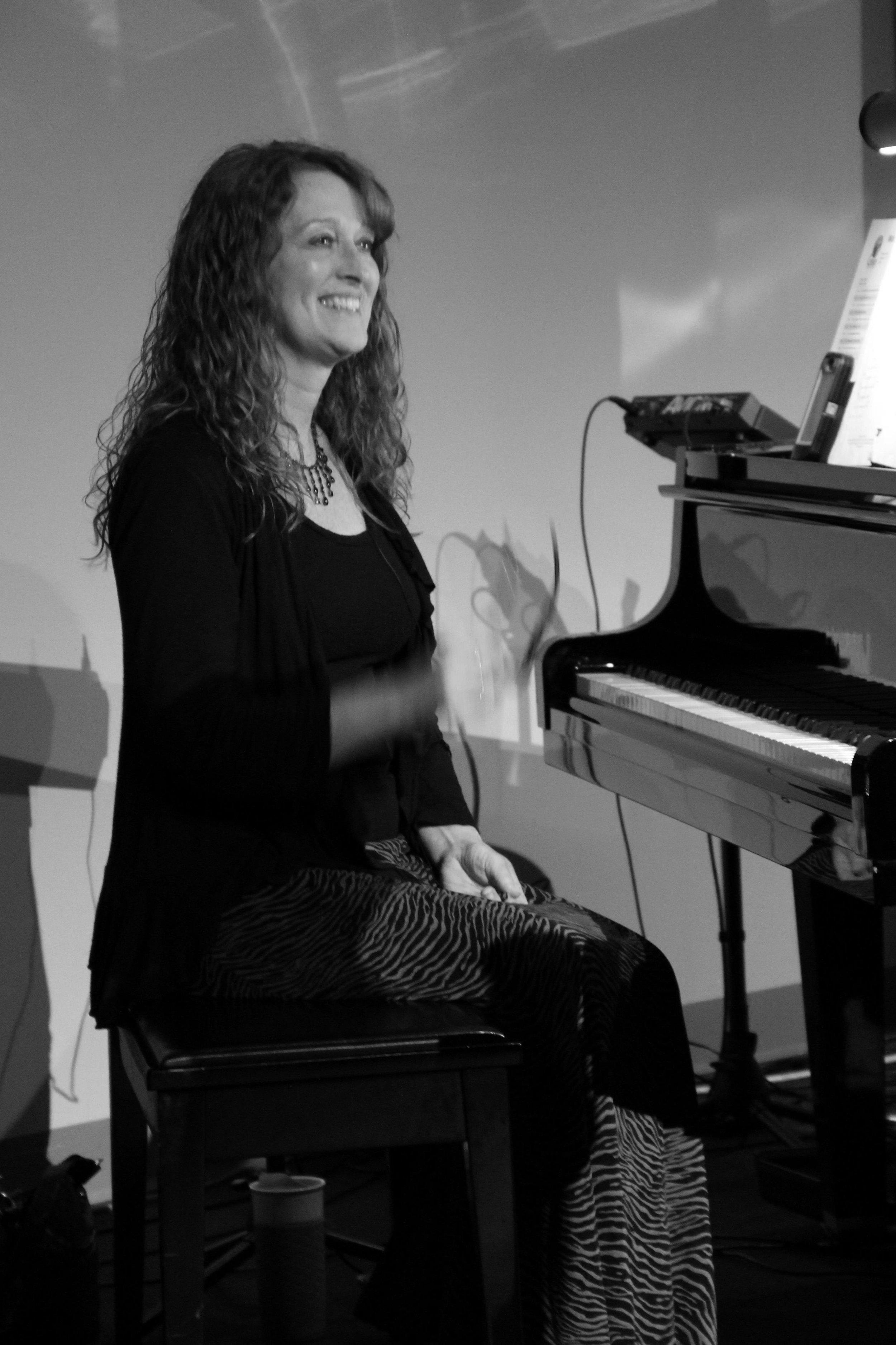 Deb Miller; Piano