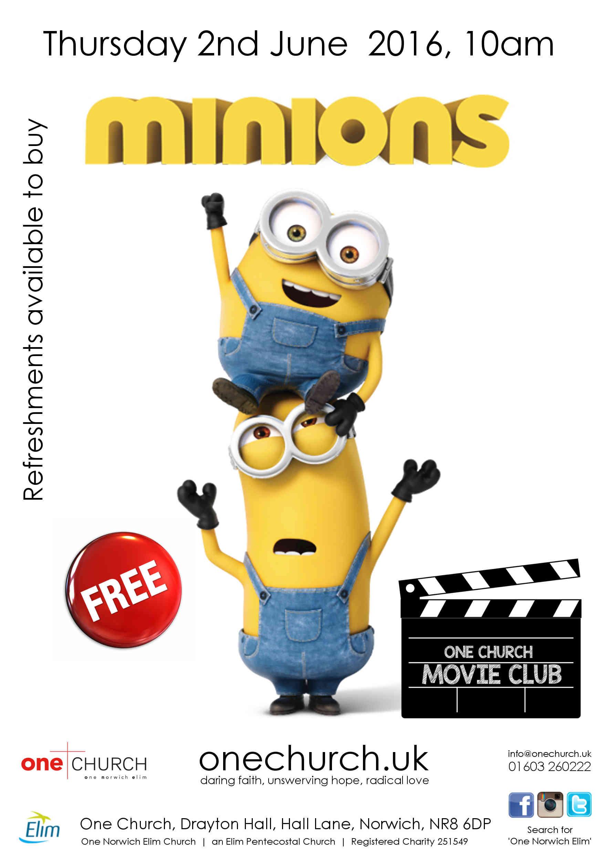 Minions Movie Club