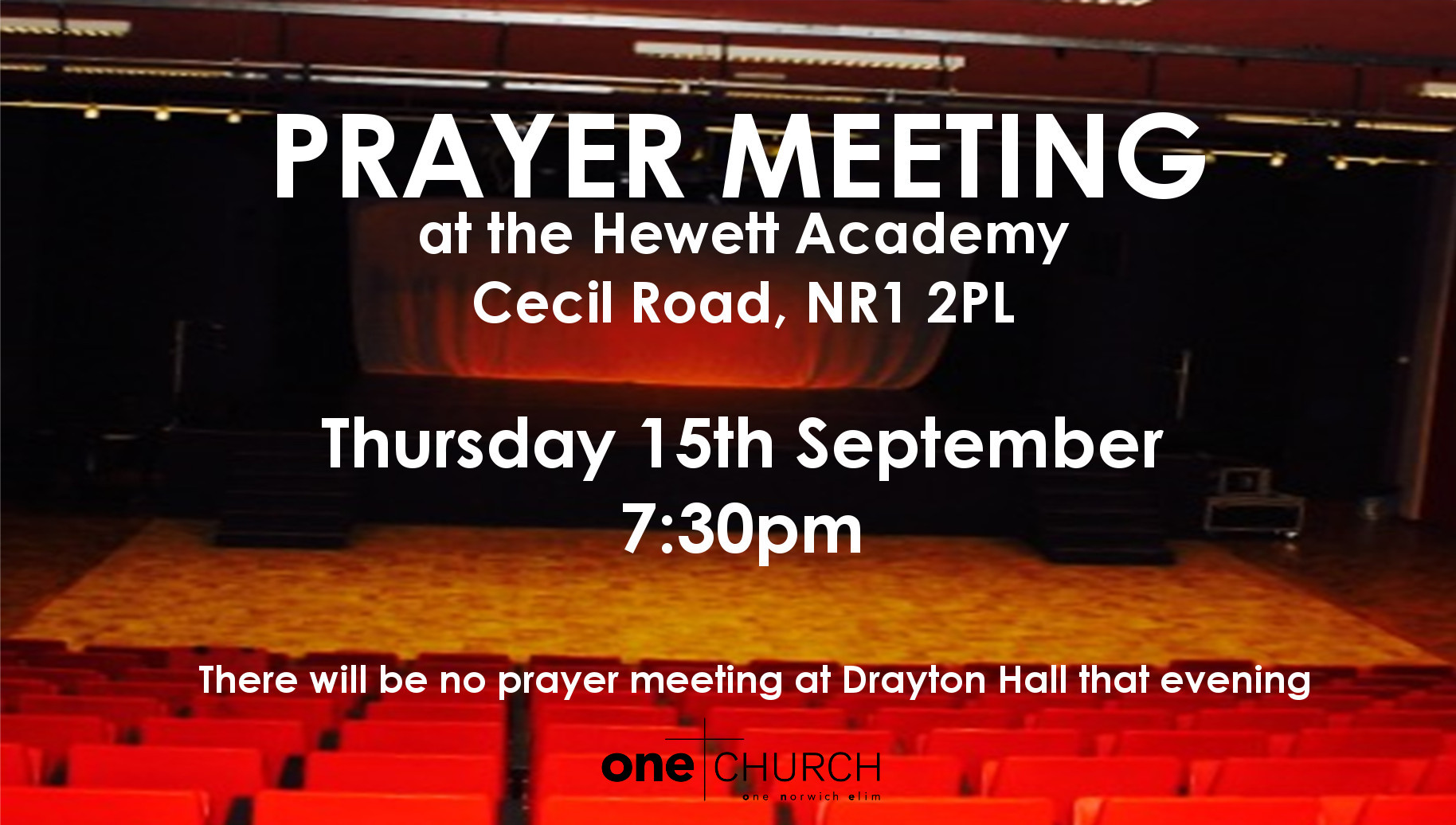 Prayer Meeting Norwich