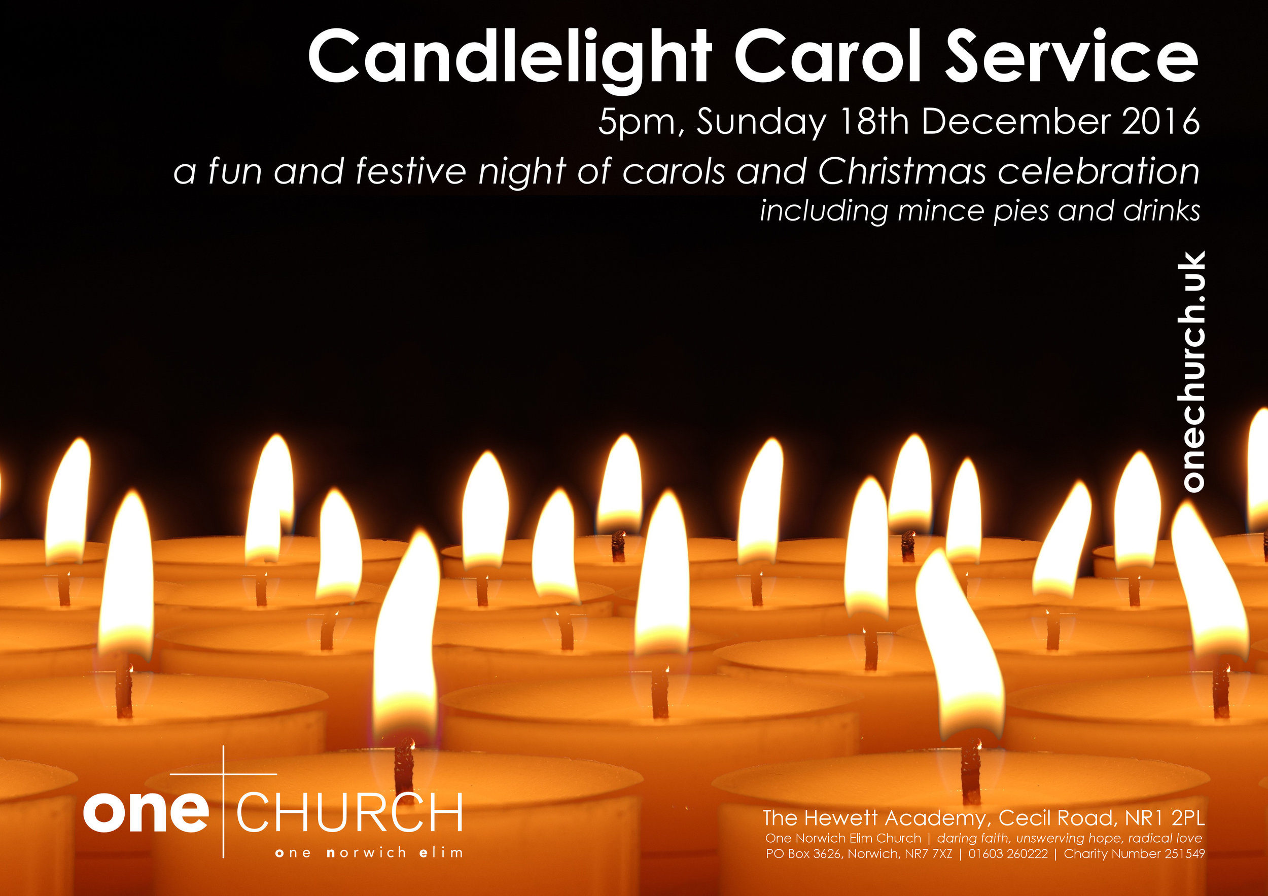 Candlelight Carol Concert Norwich