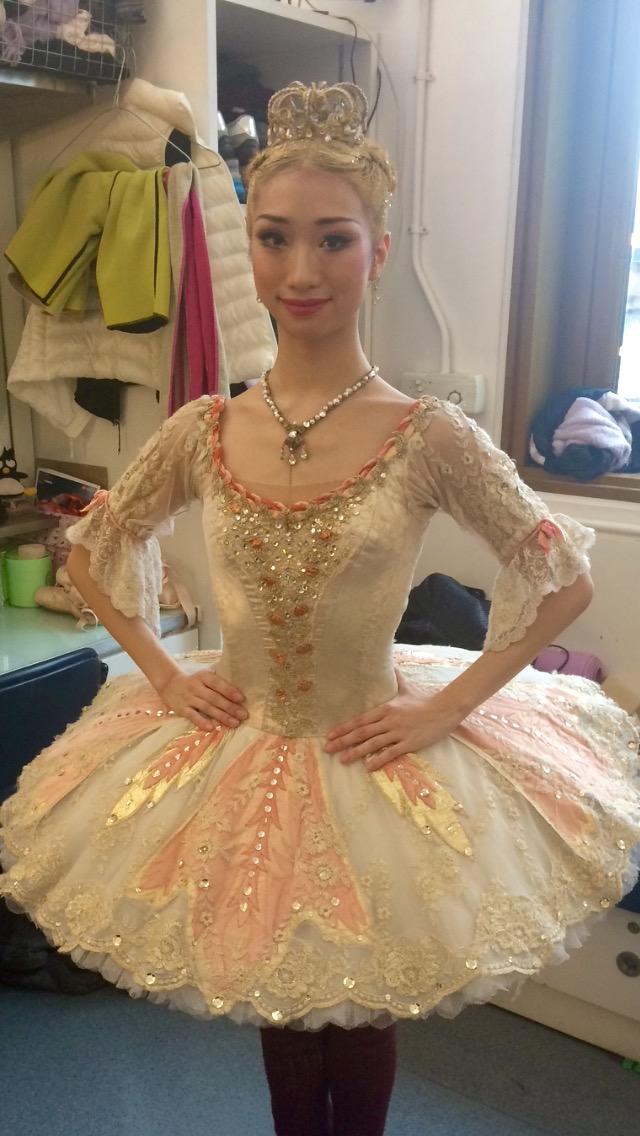Akane as The Sugar Plum Fairy