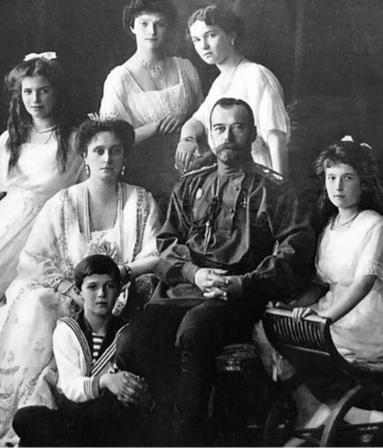The REAL Romanovs