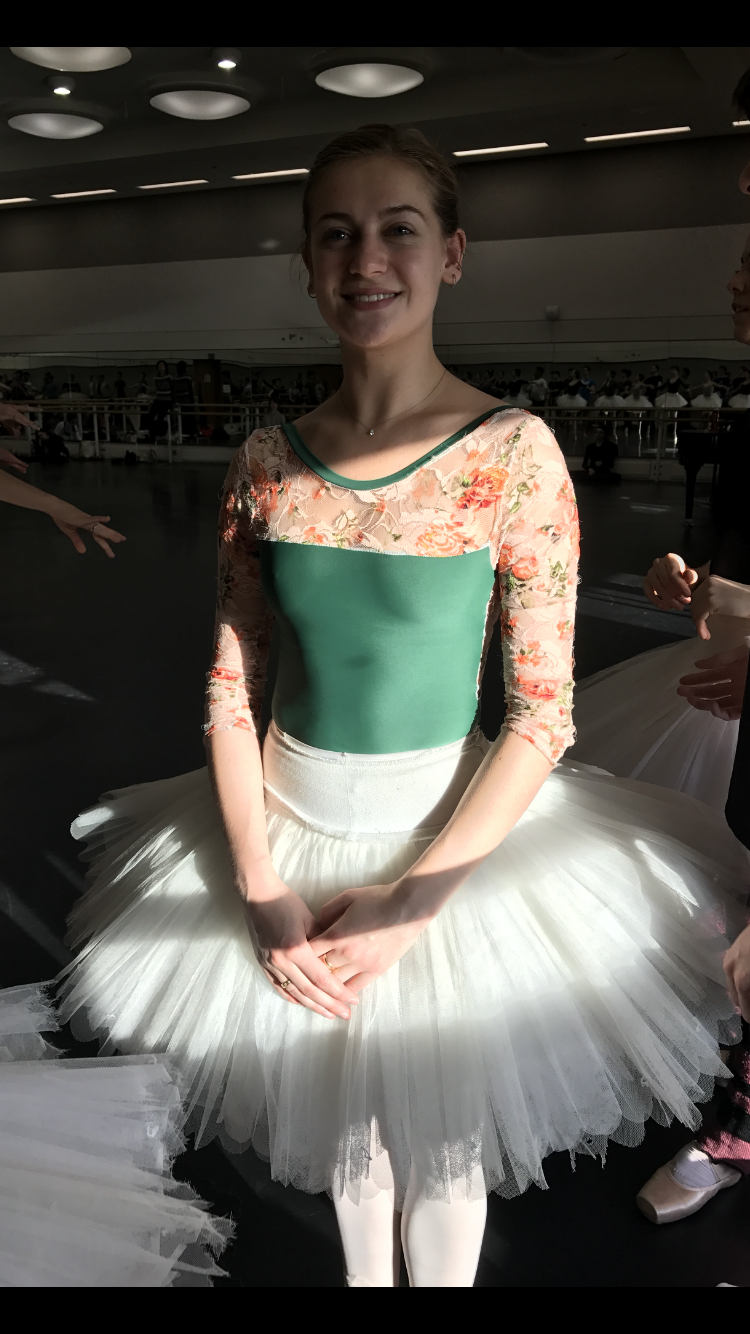 Julia  Leotard -  www.elevedancewear.com