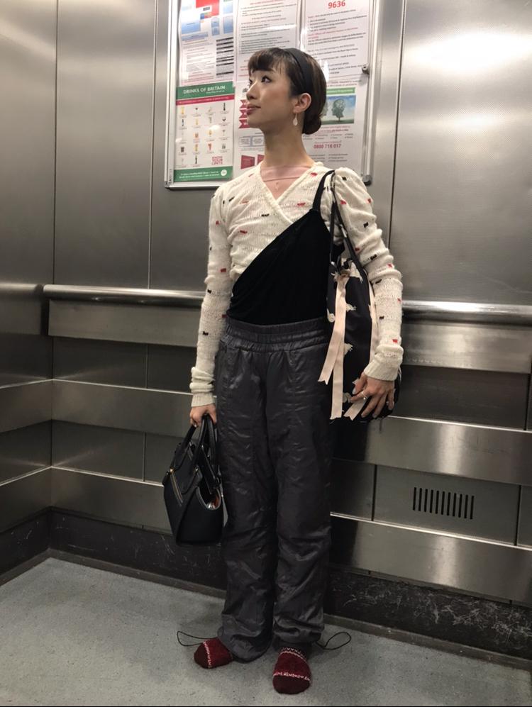 Akane Chan   CARDIGAN - From Japan !  BOTTOMS - uk.blochworld.com