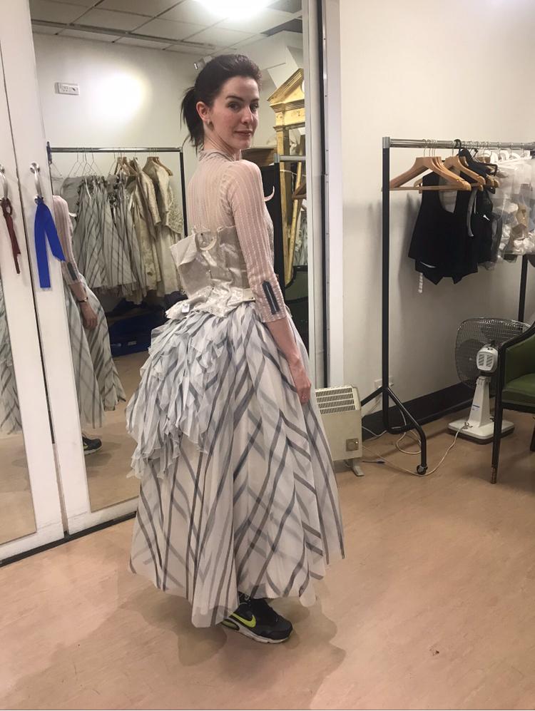 Act 1 Soloist dress.
