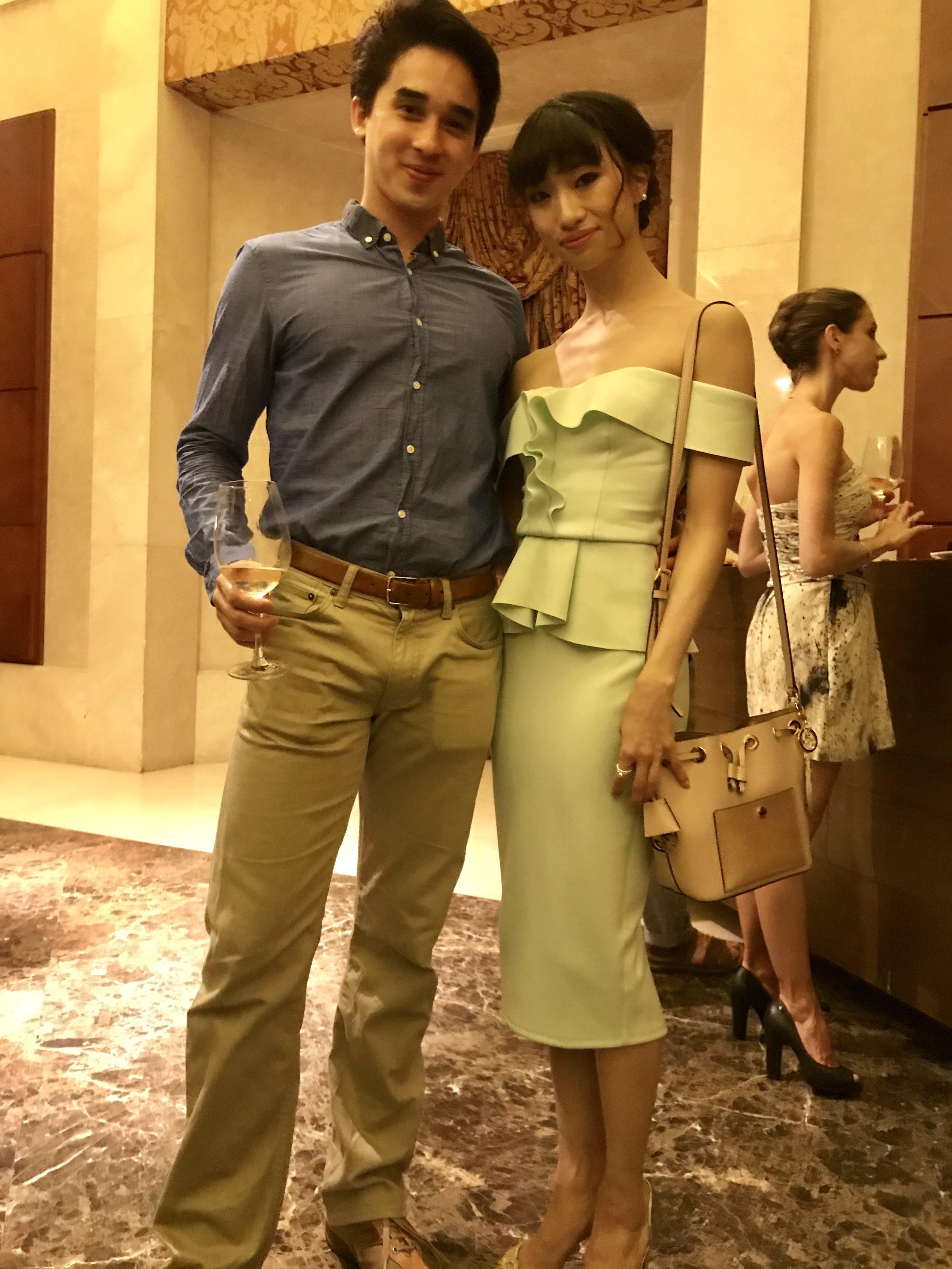 Ben and Akane Chan