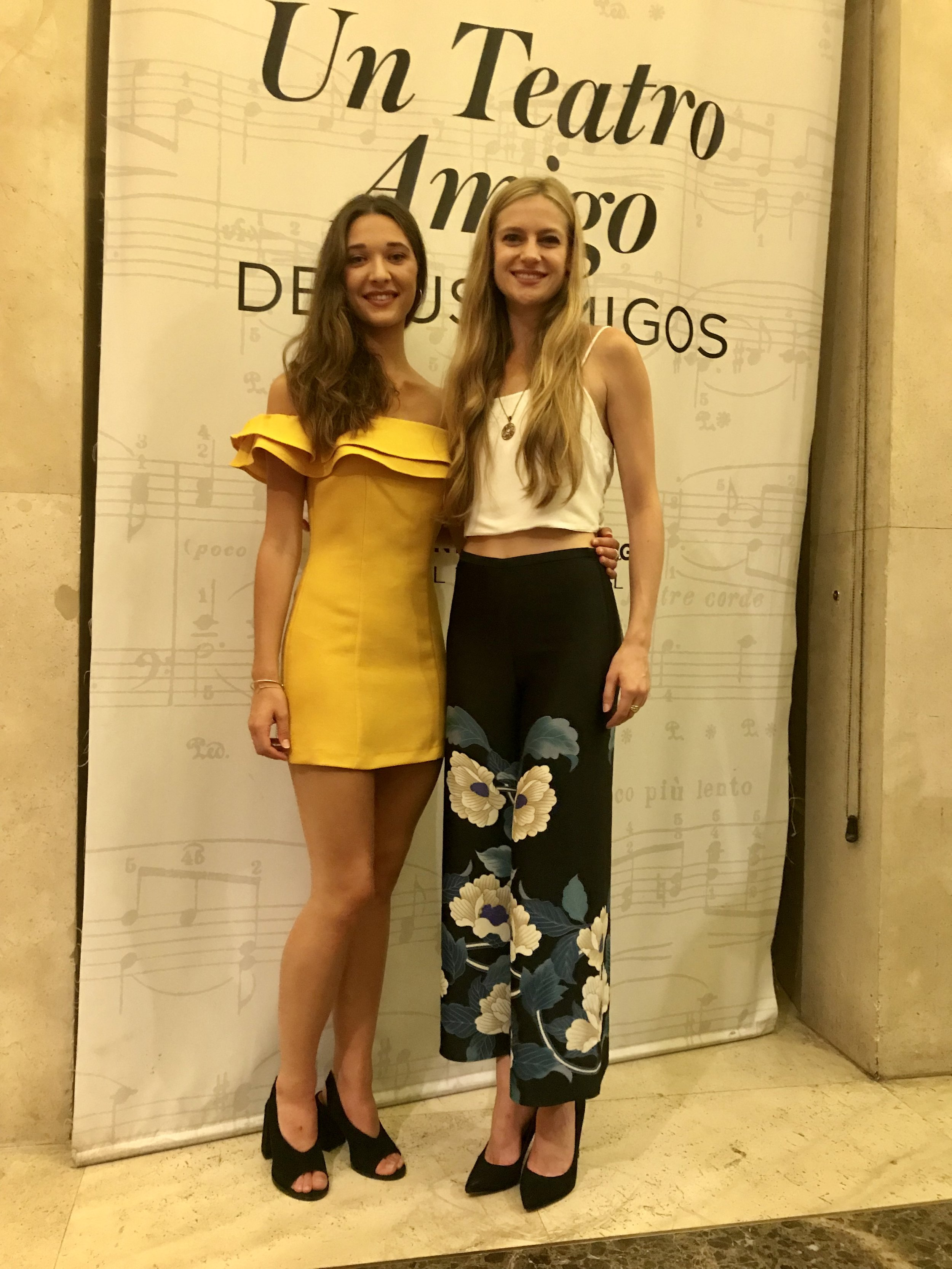 Mica and Julia